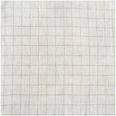 Baltas languotas virtuvinis rankšluostis 2