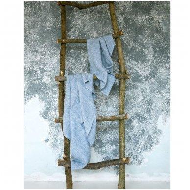 Lengvi spalvoti lininiai rankšluosčiai 3