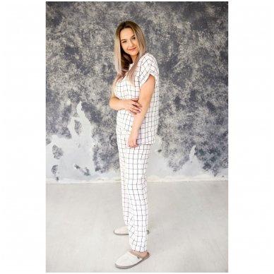 Lininė pižama 2