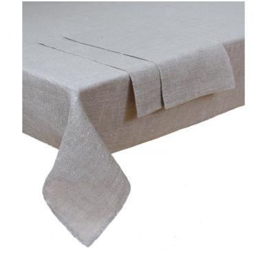 Natūrali lininė staltiesė 5