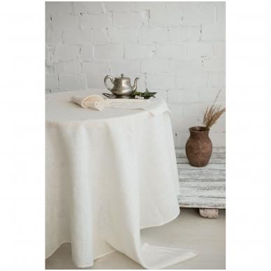 Natūrali lininė staltiesė 3